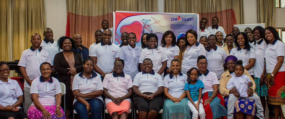 ZimHeart Trust Meets with Heart Patients